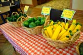 GSV Farmer's Market Vegetables
