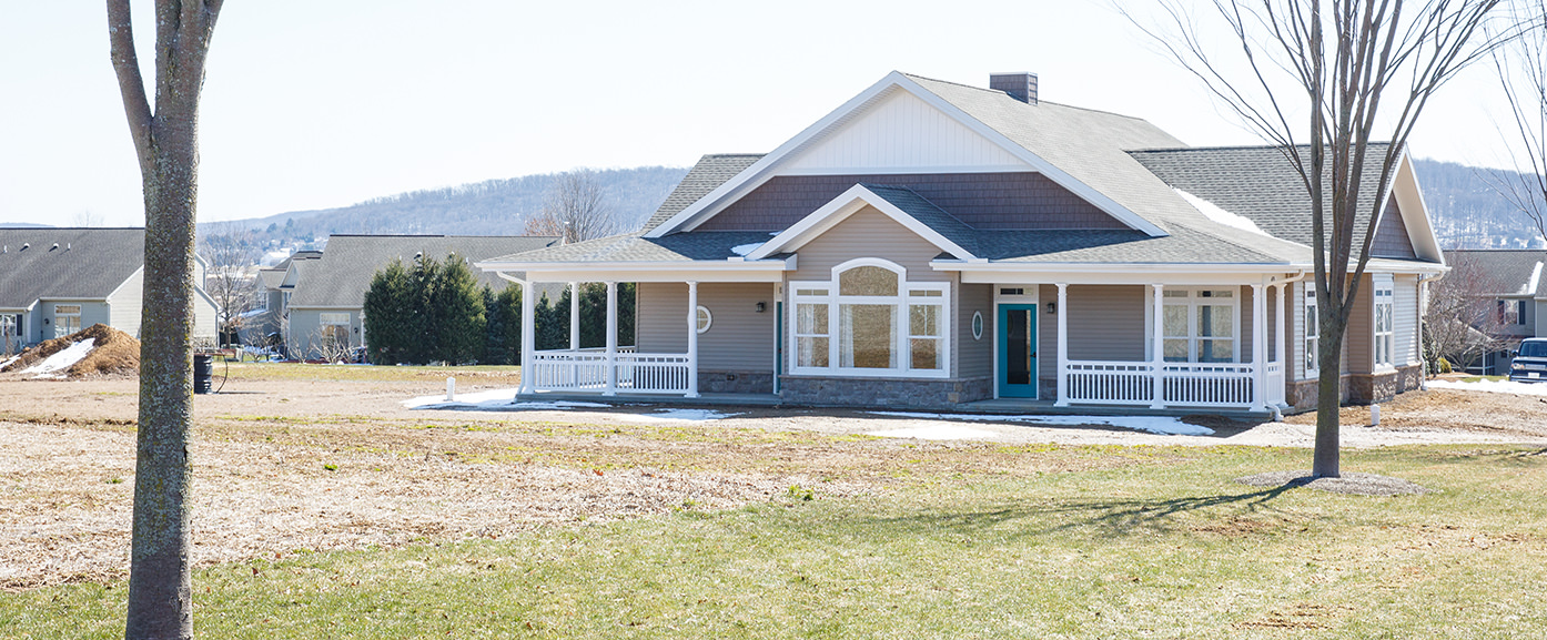 garden spot village welcomed the first residents of the cooperative living house in march 2018 located on ranck road in new holland the house offers - Garden Spot