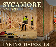 Sycamore Springs Expansion Under Construction