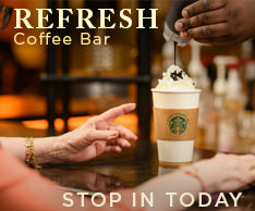 Refresh Coffee Bar Now Open