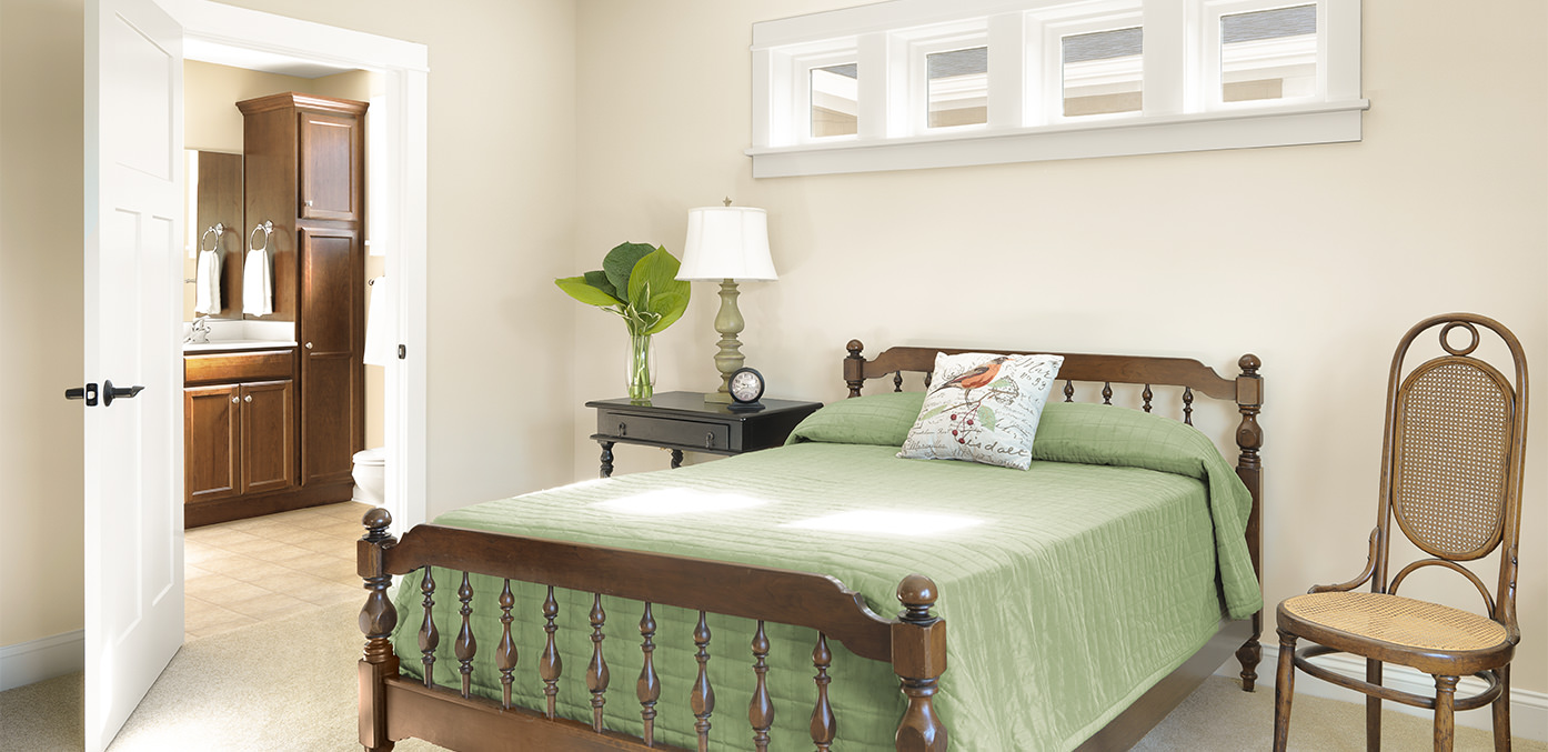 Sycamore Springs Bedroom